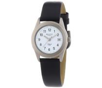 Damen-Armbanduhr XS Analog Quarz Leder 12090192