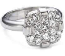 Dyrberg/ Kern Damen-Ring Cadence II Ss/Crystal 331996