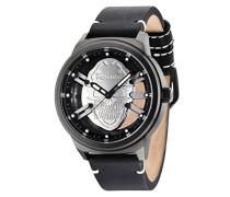 Police Herren-Armbanduhr Predator Analog Quarz 14685JSB/61