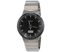 Regent Herren-Armbanduhr Analog - Digital Quarz Titan 11030118