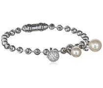 Damen-Armband My World Vergoldet rhodiniert 19.0 cm - BWWBBR21