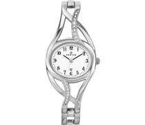 Damen-Armbanduhr Analog silber 633172