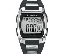 Herren-Armbanduhr Digital Quarz Schwarz 680023