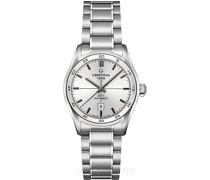 Damen-Armbanduhr XS Analog Automatik Edelstahl C006.207.11.031.00