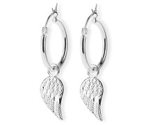 Heartbreaker Damen- Ohring Einhänger Fly with me für Creolen 925 Silber LD MR 34