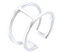 Ring Geo Minimal Trend 925 Silber 0611241716
