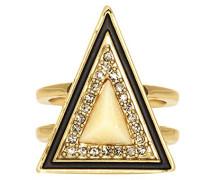 1960 Damen-Ringe Buntmetall