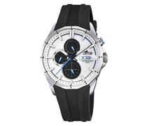 Herren-Armbanduhr Analog Quarz Plastik 18320/1