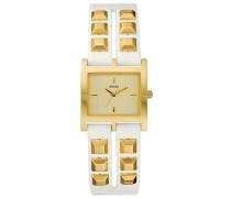 Damen-Armbanduhr Analog Quarz Edelstahl W85090L1