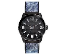 s.Oliver Herren-Armbanduhr XL Analog Quarz Kautschuk SO-3039-PQ