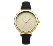 Oasis Damen-Armbanduhr Analog Quarz B1544