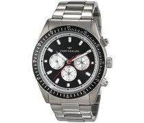 Herren-Armbanduhr Analog Quarz Edelstahl 5414201