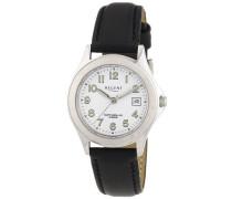 Regent Damen-Armbanduhr XS Analog Quarz Leder 12110908