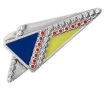 Jewelry Damen-Ring aus der Serie Vitality karma versilbert multi 2.6 cm verstellbar