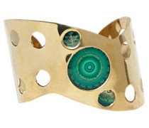 Desigual Damen-Armband Puls Rigida Versilbert - 67G55F94051U