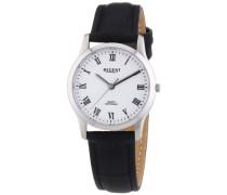 Damen-Armbanduhr XS Analog Quarz Leder 12111104