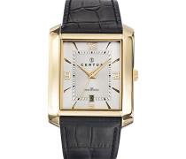 Herren-Armbanduhr 612368 Analog Quarz Schwarz 612368