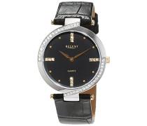 Regent Damen-Armbanduhr Analog Quarz Leder 12120259
