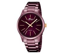 Herren-Armbanduhr Smart Casual Analog Quarz Edelstahl 18164/2