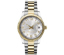 Tamaris Damen-Armbanduhr Analog Quarz B07303000