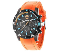 Timberland Herren-Armbanduhr Alden Analog Quarz TBL.14524JSB/02P