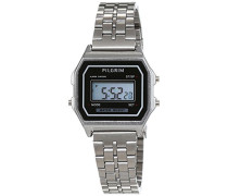 Damen-Armbanduhr Digital Automatik Edelstahl 701546020