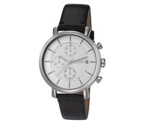 ! Damen-Armbanduhr Emma Analog Quarz Leder JP101772001