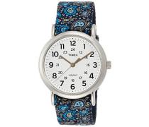 Damen Armbanduhr Analog Quarz Nylon TW2P81100