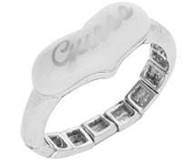 Damen-Ring Metall