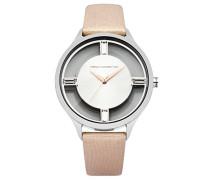 Damen-Armbanduhr Analog Quarz Leder FC1233C