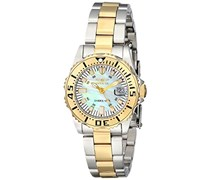 Invicta Damen- Armbanduhr Analog Quarz 6895