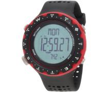 Unisex-Armbanduhr Singletrak Digital Plastik CT004-010