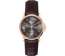 Certina Herren-Armbanduhr XL Analog Automatik Leder C017.407.36.087.00