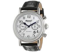 Herren-Armbanduhr Butterfield Chronograph Automatik Leder IN1828WH