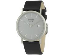 Herren-Armbanduhr Leder 3547-01