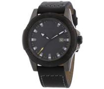 Timberland Herren-Armbanduhr XL Analog Quarz Leder TBL.13855JSUB/61