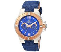Damen-Armbanduhr Analog Quarz Textil BM220-933