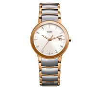 Rado Damen-Armbanduhr Analog Quarz Edelstahl 111.0555.3.010
