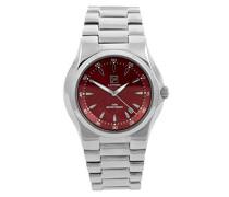 Herren-Armbanduhr Analog Quarz Edelstahl 501220