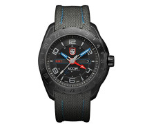 XCOR Aerospace Herren-Armbanduhr Analog Quarz Nylon - XU.5121.GN