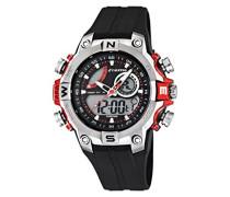 Calypso watches Jungen-Armbanduhr Analog - Digital Kautschuk K5586/1