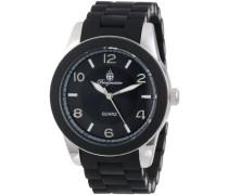 Damen-Armbanduhr XL Avalon Analog Quarz Silikon BM902-122