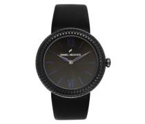 Damen-Armbanduhr Analog Quarz Leder DHD 007/3AA