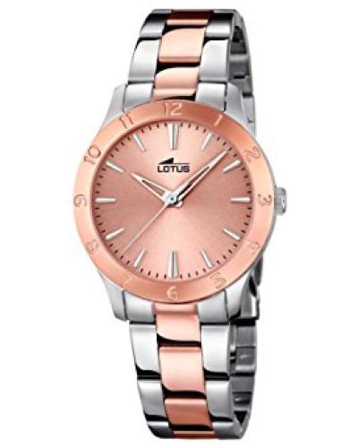 Damen-Armbanduhr Analog Quarz Edelstahl 18139/2