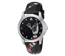 Unisex-Armbanduhr Quarz Leder YA1264007