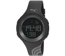 Puma Unisex-Armbanduhr Man Twist L Digital Quarz PU911091002