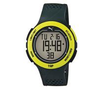Puma Herren-Armbanduhr Touch Digital Quarz Plastik PU911211003