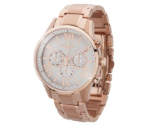 Damen-Armbanduhr Analog Quarz Edelstahl JG1500-23