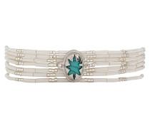 Damen-Manschetten Armbänder Edelstahl E18MIBISWH