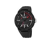 Calypso watches Herren-Armbanduhr XL K5629 Analog Quarz Plastik K5629/2
